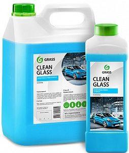 Очиститель стекол «Clean Glass» 5Л