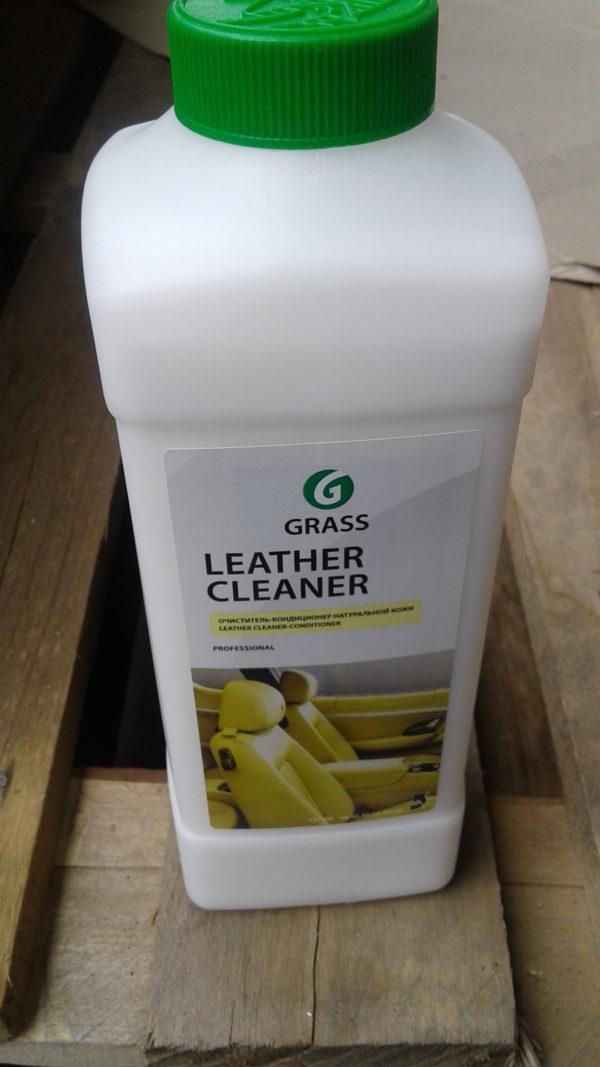 Очиститель-кондиционер кожи «Leather Cleaner» 1л
