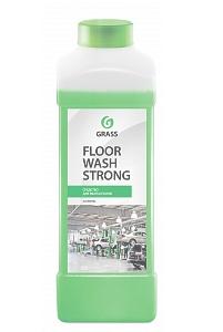 Щелочное средство для мытья пола  Floor Wash Strong 1л