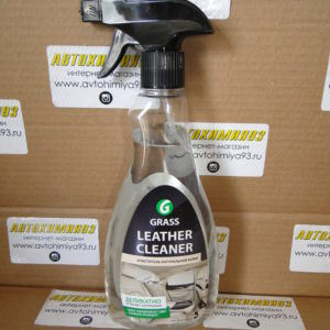 Очиститель натуральной кожи Leather Cleaner 500мл
