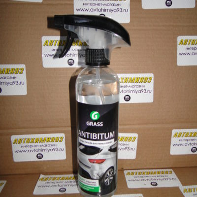 Очиститель битумных пятен «Antibitum» 0.5л