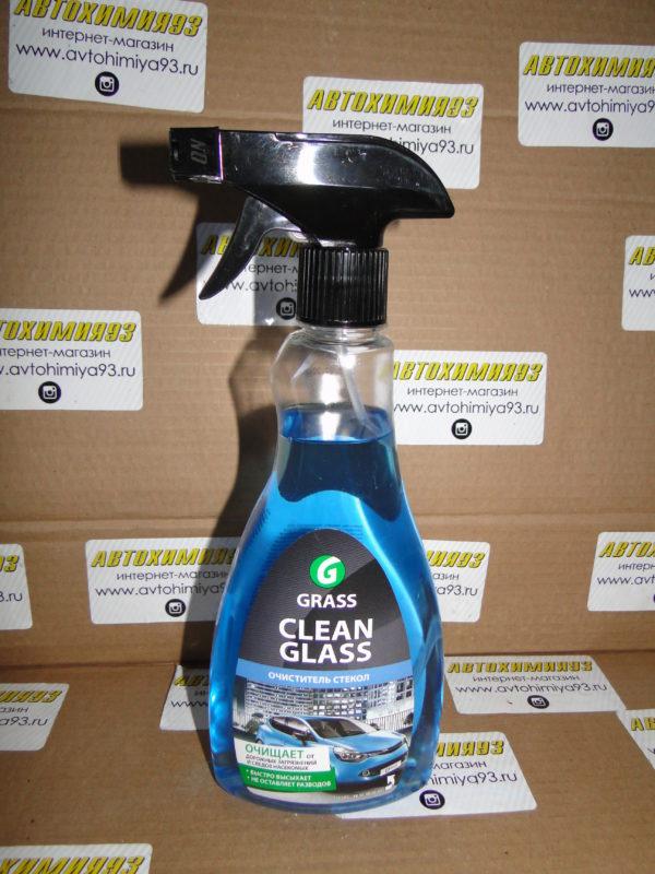 Очиститель стекол «Clean Glass» 500мл