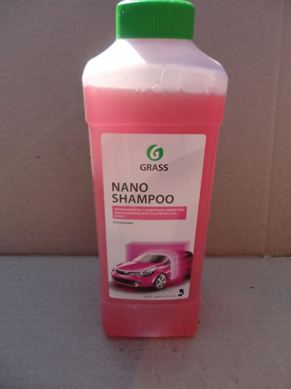 Наношампунь «Nano Shampoo» 1Л