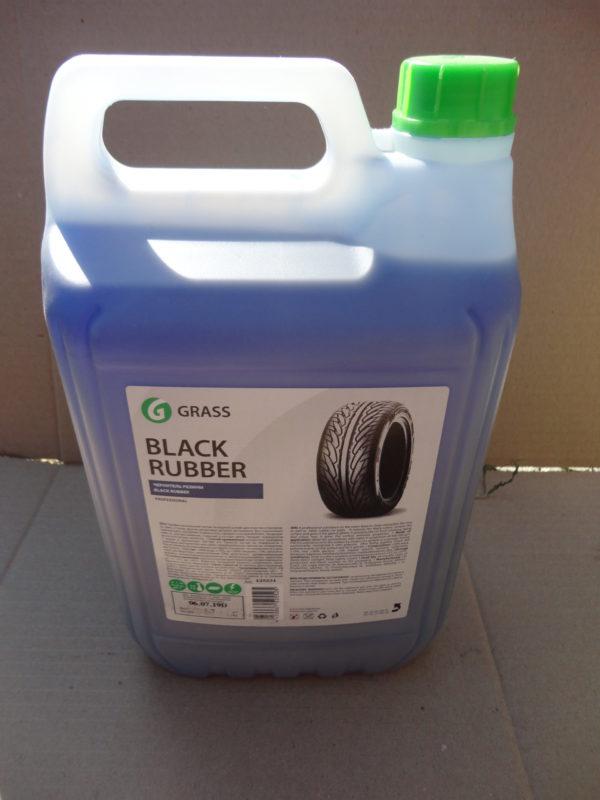 Полироль для шин «Black Rubber» 5л