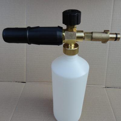 Пенная насадка на бытовую минимойку Stihl(штиль)
