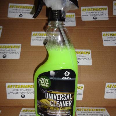 Очиститель салона «Universal cleaner» 0.6л