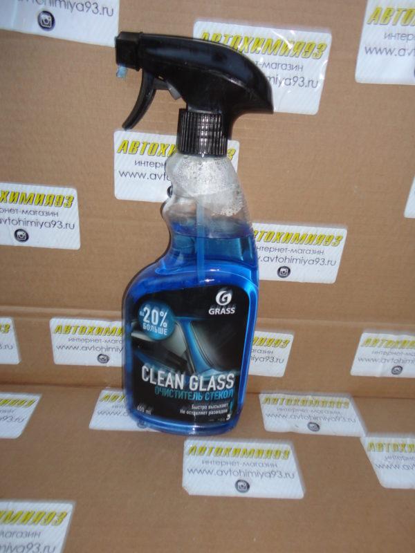 Очиститель стекол «Clean Glass» 600мл
