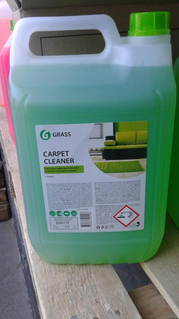 Пятновыводитель «Carpet Cleaner» 5л
