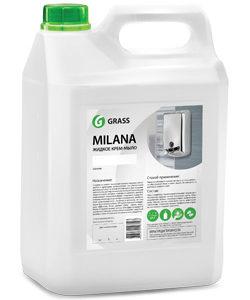 Жидкое крем-мыло Milana «Жемчужное» 5л