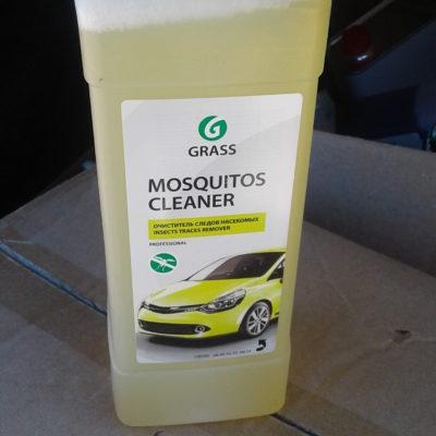 Средство для удаления следов насекомых «Mosquitos Cleaner»