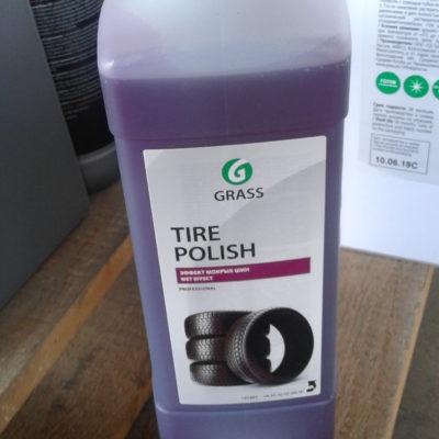 Полироль для шин «Tire Polish» 1л