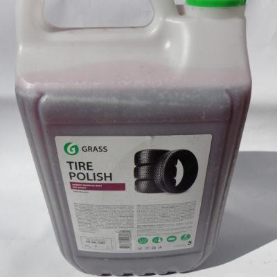 GRASS Полироль для шин «Tire Polish» 5л
