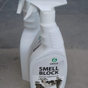 БЛОКАТОР ЗАПАХА SMELL BLOCK 600ML