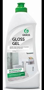 Чистящее средство для удаления известкового налета и ржавчины «Gloss gel», 0,5л