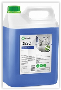 Средство для дезинфекции Deso, 5 кг