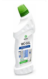 Средство для чистки сантехники «WC-gel» (флакон 750 мл)