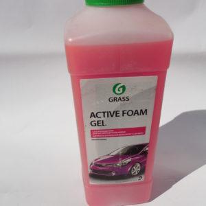 Активная пена «Active Foam GEL» супер-концентрат 1л