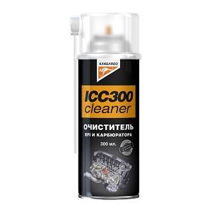 ICC300 — Очиститель EFI и карбюратора (300ml)