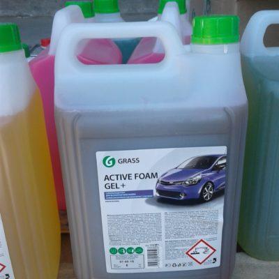 Активная пена «Active Foam GEL +» самый концентрированный 6 кг