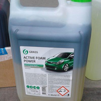 Активная пена «Active Foam Power» для грузовиков 6 кг