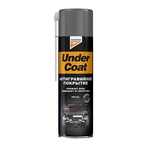 Under Coat — покрытие для днища, на основе гудрона (антигравий), 550 мл.