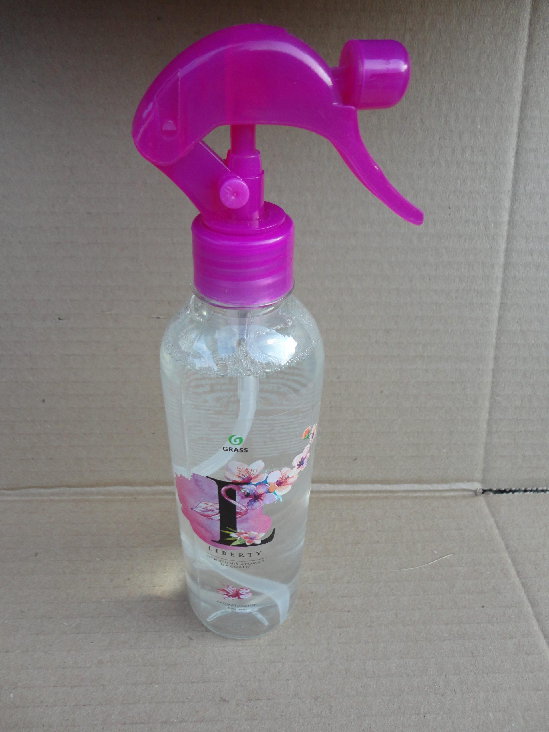 Жидкий освежитель воздуха Liberty (флакон 400 мл)