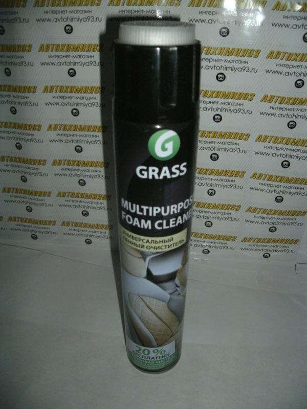 Универсальный пенный очиститель «Multipurpose Foam Cleaner» (аэрозоль 750 мл)