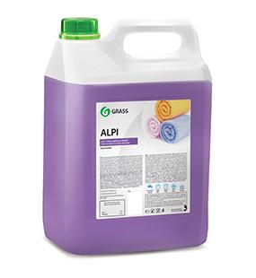 Гель-концентрат для стирки «Alpi» для цветных вещей (канистра 5 кг)