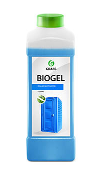 Средство для биотуалетов «Biogel» (канистра 1 л)