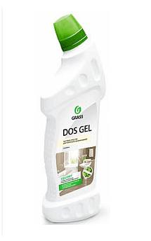 Дезинфицирующий чистящий гель «DOS GEL» (флакон 750 мл)