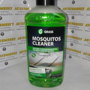 Летний стеклоомыватель «Mosquitos Cleaner» (концентрат) (флакон 1 л)