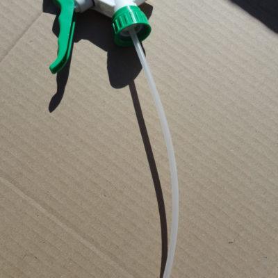 Тригер мощный проф.бело-зеленый 280 мм Производство Италия