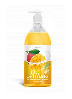 Жидкое крем-мыло «Milana» манго и лайм (флакон 1000 мл)арт. 125418
