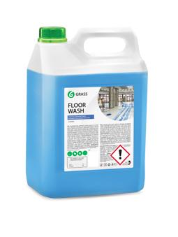 """Нейтральное средство для мытья пола """"Floor wash"""" (канистра 5,1 кг)арт. 125195"""