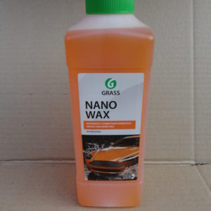 """Нановоск с защитным эффектом """"Nano Wax"""" (канистра 1 л)"""