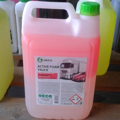 Активная пена «Active Foam Truck» (канистра 6 кг)