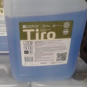 Автошампунь для бесконтактной мойки TIRO 5л Complex®(для воды средней жесткости)