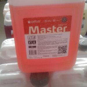 Автошампунь для бесконтактной мойки MASTER 5л Complex®(средняя жесткость воды)