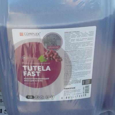 Водоотталкивающий ВОСК-КОНЦЕНТРАТ TUTELA FAST Complex® 5л (виноград)