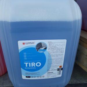 Автошампунь для бесконтактной мойки TIRO 20л Complex®(для воды средней жесткости)