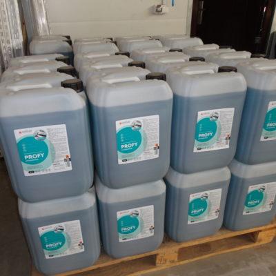 Автошампунь для бесконтактной мойки Profy 20л Complex®(средняя жесткость воды)