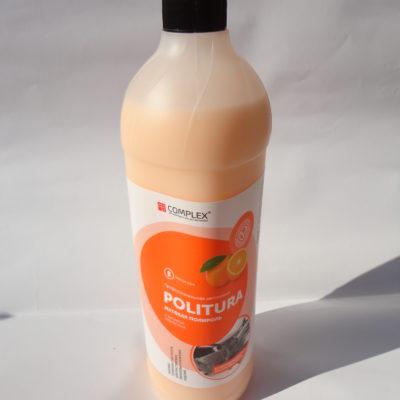 Полироль очиститель Complex® Politura апельсин 1 л.Матовый