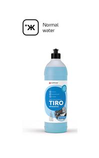 Автошампунь для бесконтактной мойки TIRO 1л Complex®(для воды средней жесткости)