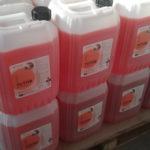 Автошампунь для бесконтактной мойки TUTOR 20л Complex®(высокая жесткость воды)
