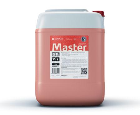 Автошампунь для бесконтактной мойки MASTER 20л Complex®(средняя жесткость воды)