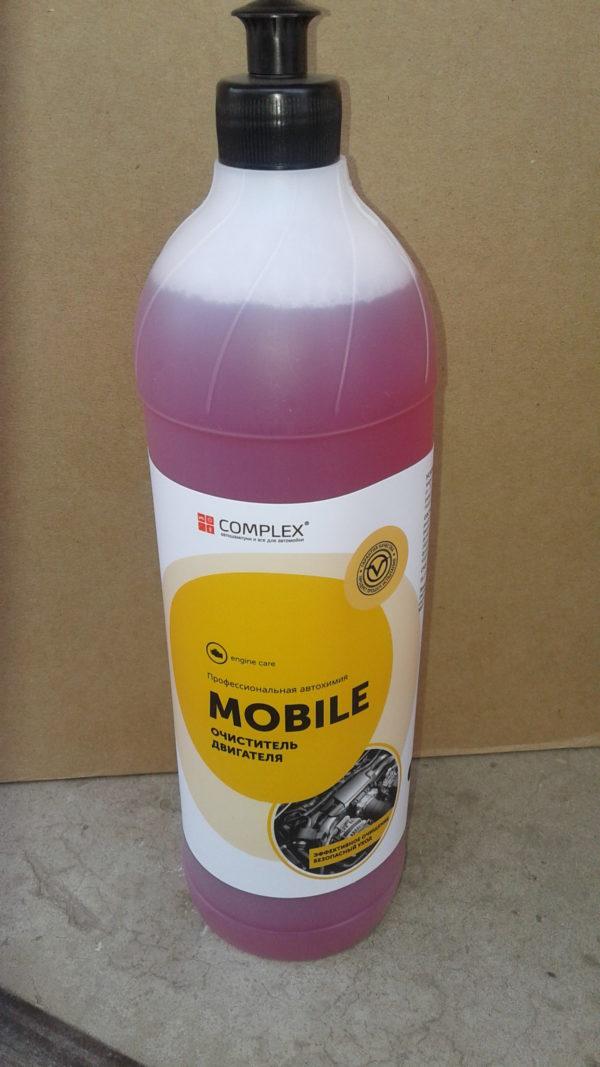 Очиститель двигателя MOBILE Complex® 1л