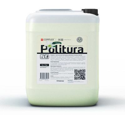 Полироль очиститель Complex Politura Ваниль 5 л.Матовый