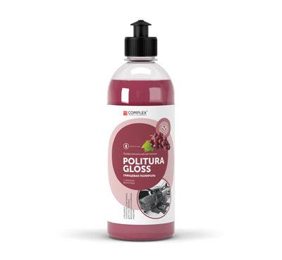 Глянцевая полироль POLITURA Gloss Complex® виноград 0,5л