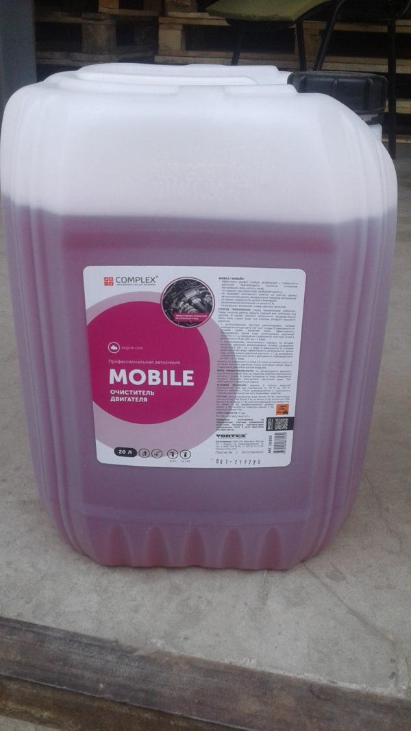 Очиститель двигателя 20л MOBILE Complex®