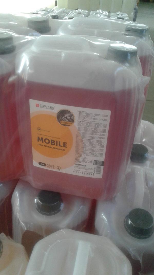 Очиститель двигателя MOBILE Complex® 5л